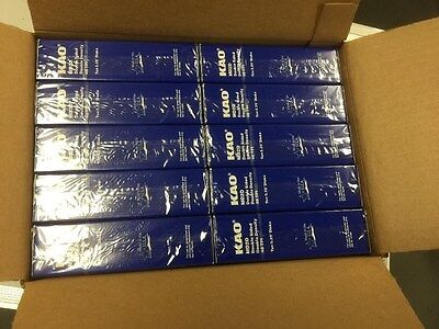 """KAO MINI FLOPPY DISKS 5.25"""" CARTON WITH TOTAL OF 100 DISKS, 10 BOXES, 10 IN EACH"""