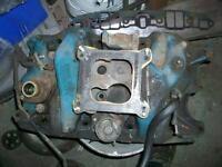 Dodge 273 to 360 small block four barrel intake manifold