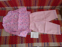Girls Bundle of 2 pyjamas for 2-3 years. Disney Princesses - used and brand new one from George.