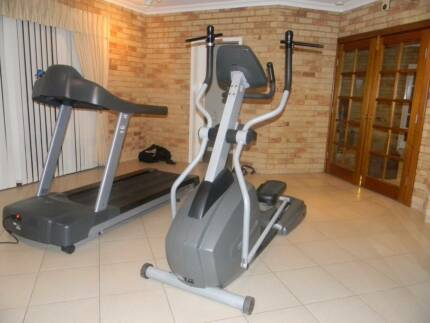 Professional gym quality elyptical - fully refurbished Stirling Stirling Area Preview