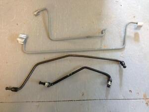 VW power steering rack steel lines Mk3