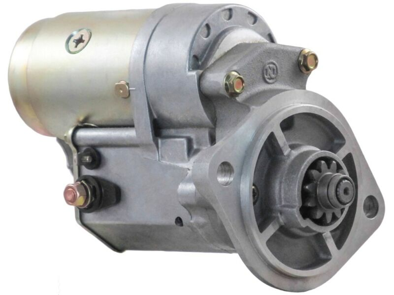 NEW 11T CW STARTER MOTOR FITS ALLIS CHALMERS TRACTOR 213 320 S2E ENGINE 4530388