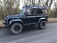 Land Rover defender 90 200tdi