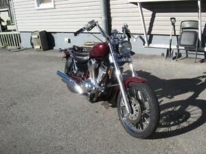 1997 1400 suzuki intruder parts bike London Ontario image 2