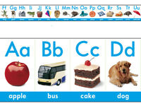 Alphabet Line Abc Bolder School Classroom Border - trend enterprises - ebay.co.uk