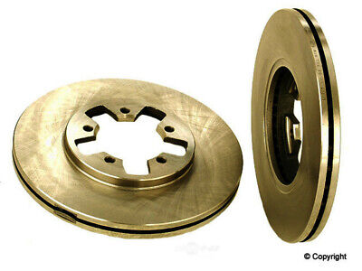 Disc Brake Rotor fits 1984-1989 Nissan 300ZX 200SX  WD EXPRESS