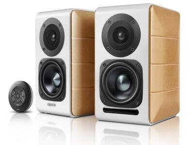 Edifier S880DB Hi-Res 88W Active Bluetooth Bookshelf Studio Speakers TV/MAC/PC