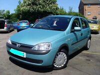 2003 Vauxhall Corsa