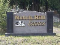Level Building Lot - Notch Hill Estates - Sorrento, BC (Shuswap)