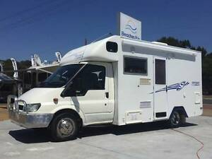 2003 Sunliner Odyssey, Automatic Motorhome North Narrabeen Pittwater Area Preview