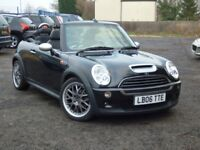 MINI CONVERTIBLE COOPER S (black) 2006