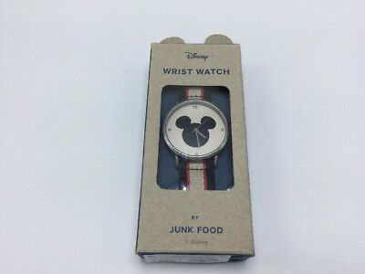 Mickey Mouse Wrist Watch - New Mickey Mouse Wrist Watch by JUNK FOOD (Target Exclusive)