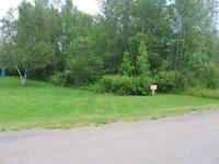 Building lots in St Antoine(20 minutes from Moncton city limits)