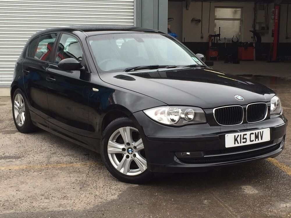 2007 bmw 118i se 1 series with heated seats 2 0 engine. Black Bedroom Furniture Sets. Home Design Ideas