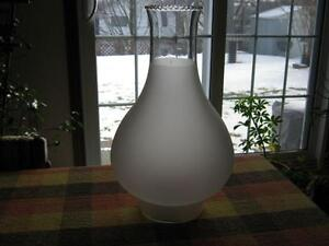 Antique Oil Lamp - Chimney - REDUCED!