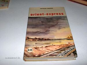#180 ORIENT-EXPRESS - GRAHAM GREENE B 24 $14