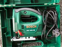 Bosch Jigsaw PST 850 PE (used twice)