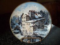 KEIRSTEAD COLLECTORS SERIES NUMBERED PLATE  *FERGUS*