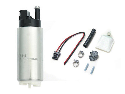 Walbro GSS342 255LPH High Pressure Fuel Pump Toyota Mazda Honda + 400-766 Kit
