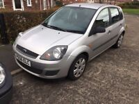 2006 Ford Fiesta Style Climate, 1388CC Petrol, 5DR, Manual