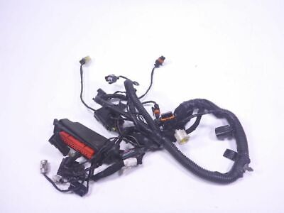 11 Victory Cross Country Sub Wiring Harness ECU Fuel Injector