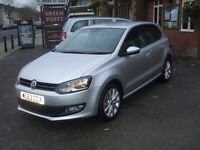 VOLKSWAGEN POLO MATCH EDITION (silver) 2014