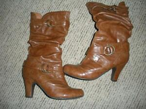 REDUCED...Le Chateau Boots - Size 6.5