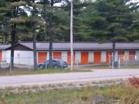 Highway 11 Parking and Storage Gravenhurst