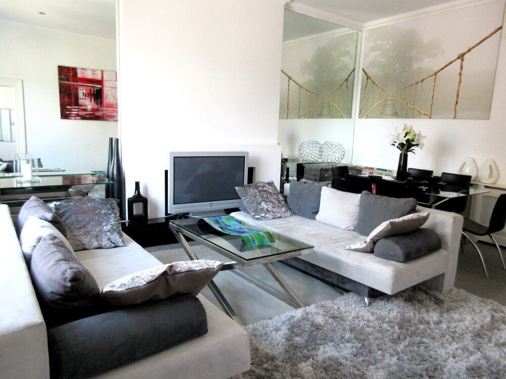 1 min walk Hyde Park/4 min Marble Arch Luxury 1 Bedroom Flat
