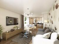 Stunning 3 bedroom newly built flat near station!