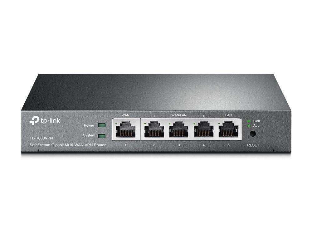 TP-Link TL-R600VPN  Gigabit Broadband VPN Router, 3 Config