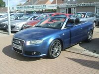 AUDI A4 TDI S LINE SPECIAL EDITION (blue) 2009