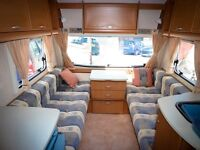 (Ref: 759) Bailey Ranger 550 6 Berth