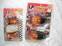 New in box, 2 sets of LP sportbike turn signals