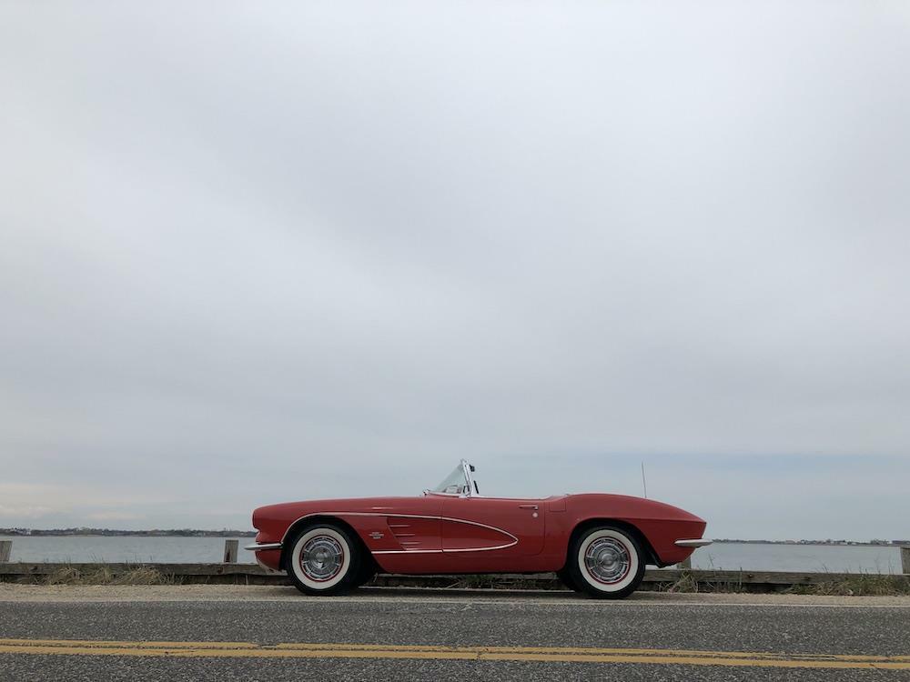 1961 Red Chevrolet Corvette     C1 Corvette Photo 3