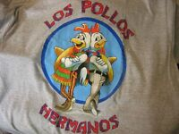 BRAND NEW LOS POLLOS HERMANOS SHIRT