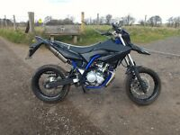 2015 Yamaha WR125X supermoto road learner CBT legal not MT125 R125 DR125 MSX