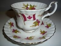 Tasse Royal Albert, Canada, England (268)