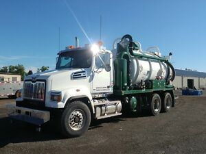 2013 Western Star 4700SF Vacuum Truck at Auction