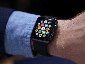 Apple Watch - 42mm Space Grey