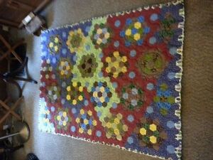 Handsewn Lap Quilts / Baby Quilts  by Steve Meek of Peterborough Peterborough Peterborough Area image 8