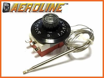 Aeroline Capillary Thermostat Cooling Radiator Fan Control Switch 0 120C