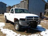 Complete 95 Dodge 1500 Parts Only