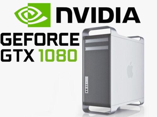 2012 Apple Mac Pro 3.46ghz 12 Cores - 1tb Ssd - 64gb Ram - Nvidia 8gb Gtx1080