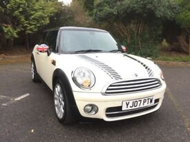 MINI HATCH COOPER D (white) 2007