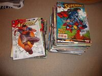 SUPERMAN ACTION COMICS- SEE DESCRIPTION FOR ISSUE NUMBERS
