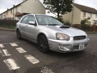 *** Subaru Impreza turbo swap px car van ****