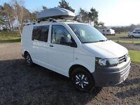VW T5 Campervan 2012