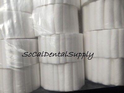 Dental Cotton Rolls Non-sterile 2000bx No. 2
