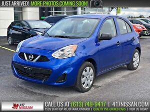 2015 Nissan Micra S | Cruise, Air Conditioning